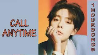 [1hour] Call Anytime-JINU Feat. MINO