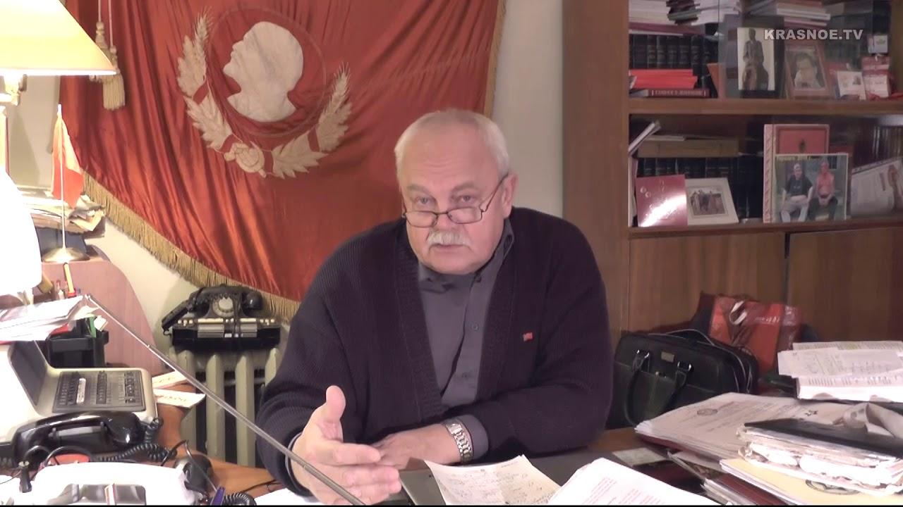Надо ли голосовать за Грудинина? Виктор Тюлькин