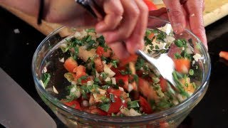 Hot Salsa Recipe with Chef Diane - Bootleg Tip