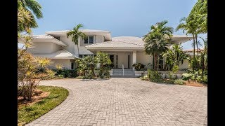 Open and Sunny Estate in Coral Gables, Florida