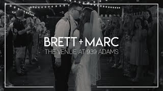 Brett + Marc