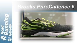Brooks PureCadence 5 Preview