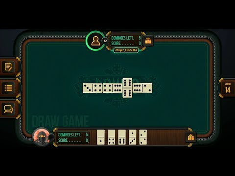 Domino - Dominoes Online (by Skill Cap) - Board Game For Android And IOS - Gameplay.