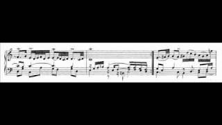 J.S. Bach - BWV 728 - Jesus meine Zuversicht