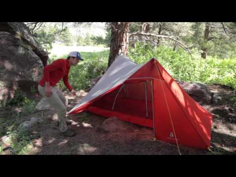 Sierra Designs High Route Tent 1FL, designed by Andrew Skurka