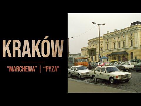 """Sylwetki polskich gangsterów #17: Kraków [""""MARCHEWA"""" I """"PYZA""""]"""