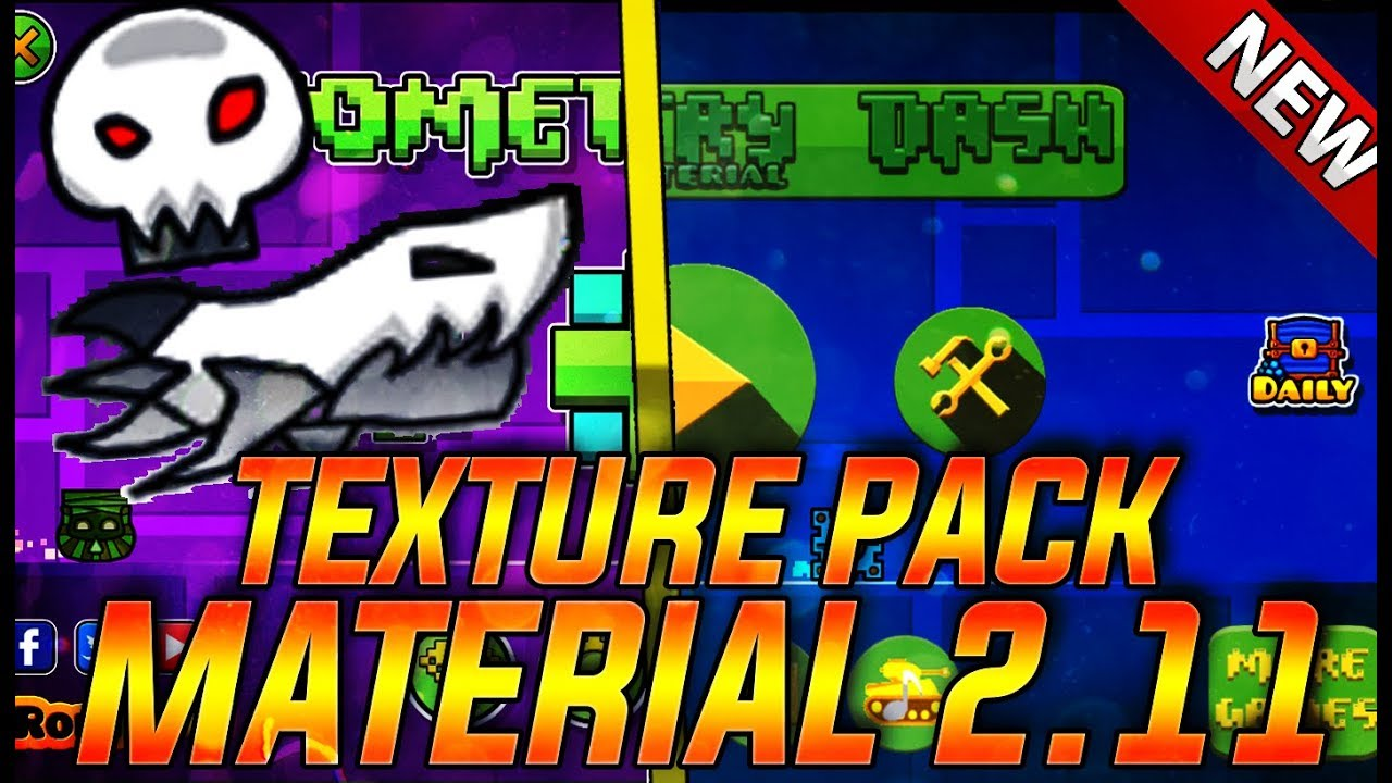 download texture packs for geometry dash