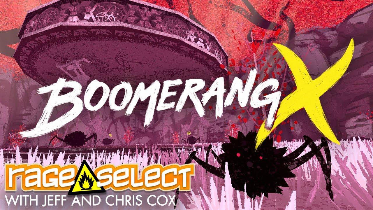 Boomerang X (The Dojo) Let's Play