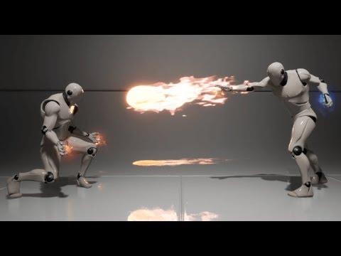 UE4 - Dynamic Combat System - Magic