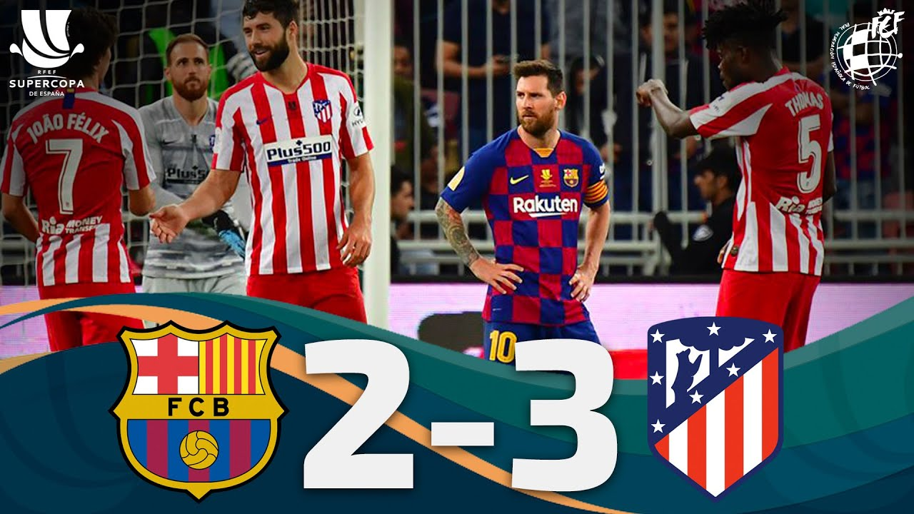 La Liga 2020 21 Barcelona Vs Atletico Madrid How To Watch Or Live Stream Online Today In The Us Predictions And Odds Watch Here Bolavip Us