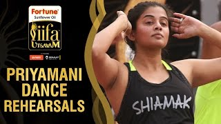 Priyamani Rehearsing for IIFA Utsavam 2016 Awards | Dance Rehearsals | #Be1forChennai