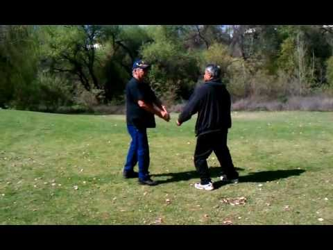 Tai Chi Form 1 and Applications