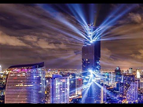 Top 10 Tallest Skyscrapers in Thailand 2020
