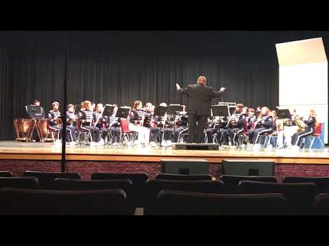 Hardin Jefferson High School Band 3/3