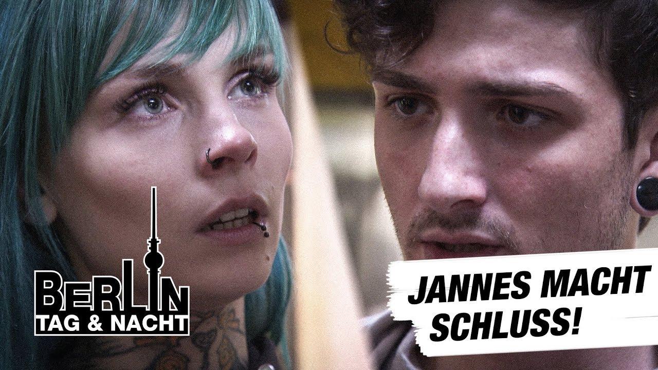 Jannes macht mit Eule Schluss! #1817   Berlin - Tag & Nacht