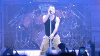 Iron Maiden - Blood Brothers - live @ Madison Square Garden, New York City - 30th March 2016