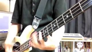 【ベース】スラップで ルパン三世のテーマ 弾きまくってみた【OK】 OK bass