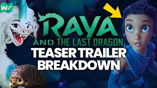 Raya and the Last Dragon Teaser Theories, Analysis & Breakdown!