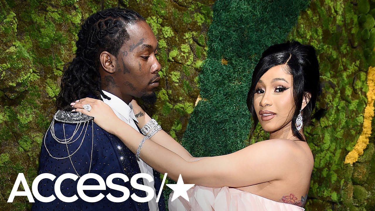 Cardi B Celebrates 2-Year Wedding Anniversary With Husband Offset: 'We Keep Learning & Growing'