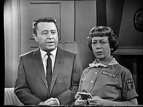 Imogene Coca with  George Gobel 5860