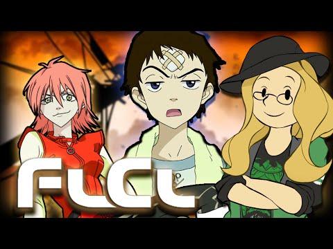 EyeofSol: Fooly Cooly (Furi Kuri) - Irregular Insanity