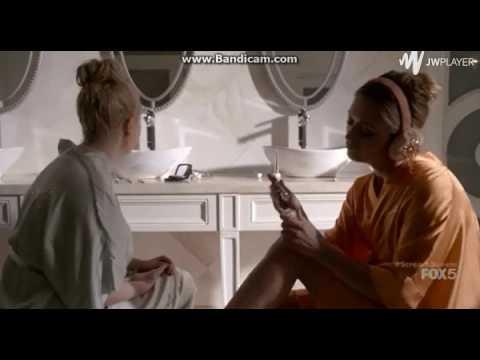 Scream Queens S1E6- Chanel #3 And #5 Moment