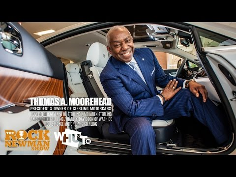 Thomas A. Moorehead on The Rock Newman Show