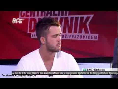 Miralem Pjanic intervju za FACE Centralni dnevnik - Juni 2013