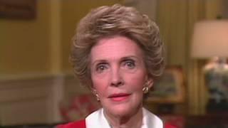 CNN: 1986: Nancy Reagan