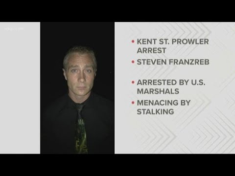 Police Arrest Man Accused Of Stalking Kent State Sorority Houses While Nearly Naked