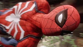 Spider-Man (PS4) - Road to E3 2017