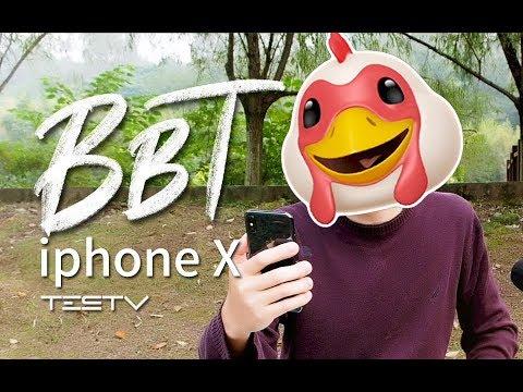 BB Time第101期:购买iPhone X 的一天