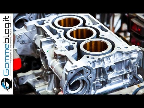 Renault - Dacia ENGINE - Car Factory Production Assembly Line
