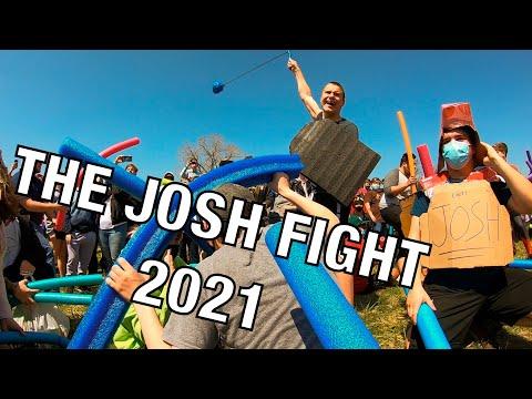JOSH FIGHT 2021