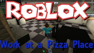 Team SBG Plays Roblox: Work at a Pizza Place - Goofing Off and a New Boat! (Family Multiplayer)