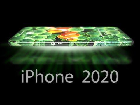 iPhone 2020 Year - 360° Screen