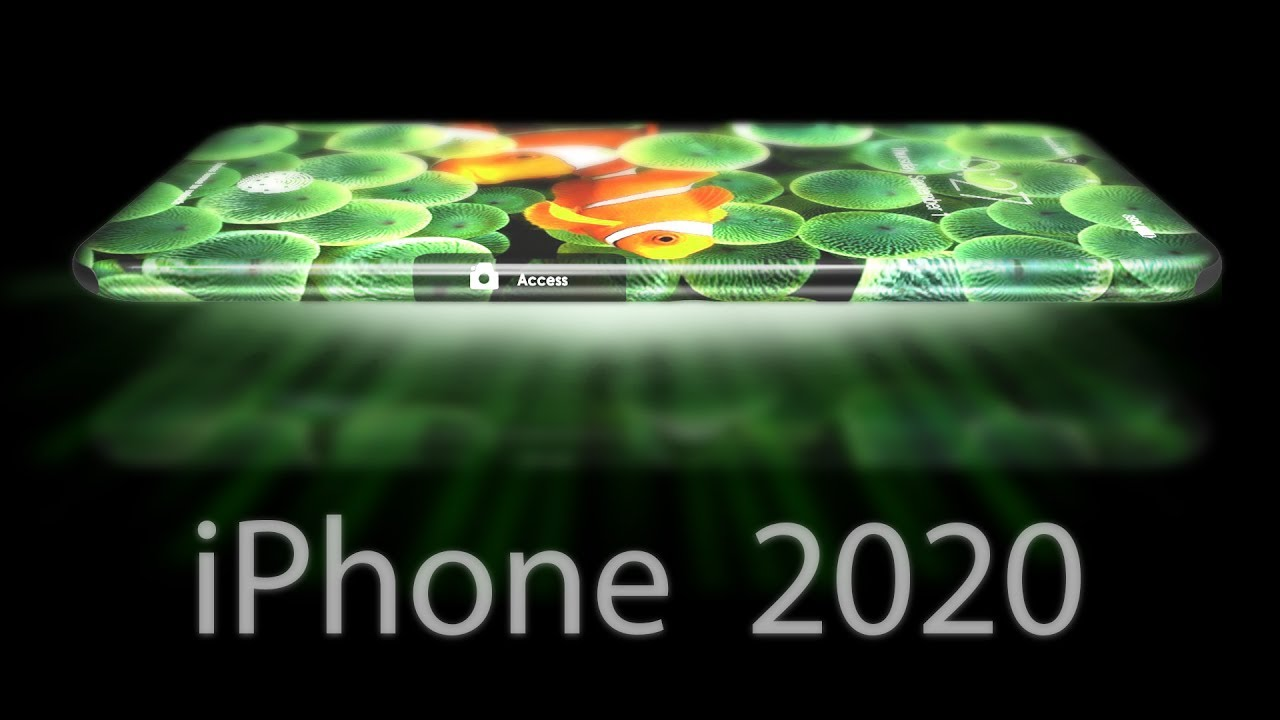 Best Iphone 2020 iPhone 2020 Year   360° Screen   YouTube