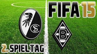 Video Gol Pertandingan SC Freiburg vs Borussia Monchengladbach