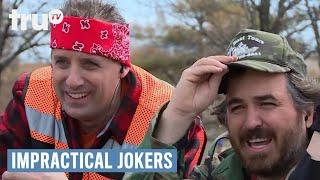Video Impractical Jokers - Murr Hunting (Punishment)   truTV download MP3, 3GP, MP4, WEBM, AVI, FLV Juni 2018
