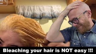 Hair Buddha reacts on Funny Hair Fails compilation #3 - Hairdresser reaction - try not to laugh