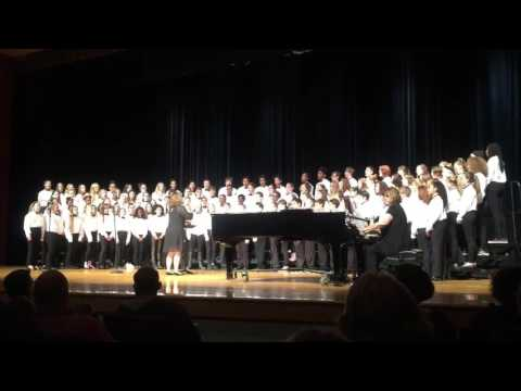 Let My People Go Go Down Moses - 7th Grade Choir