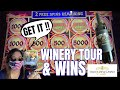 VALLEY VIEW CASINO • DRAGON LINK • BONUS AFTER BONUS • HILL TOP WINERY TOUR