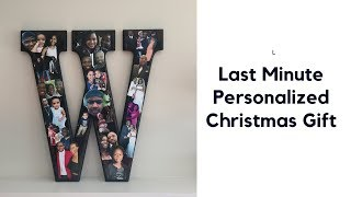 Diy Personalized Christmas Gift