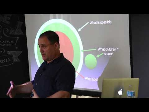 Gary Shuster:  Innovation Superpowers