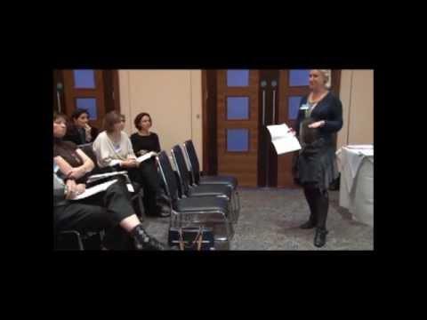 Katherine St John-Brooks workshop