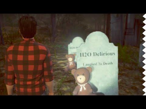 Super Cemetery Easter Eggs in Video Games! Easter Egg Hunter