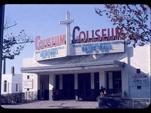 The Washington Coliseum - A Forgotten Landmark