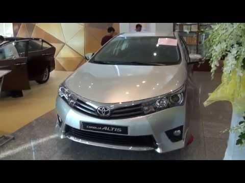 Tinhte.vn - Chi tiết Toyota Corolla Altis 2014 tại Việt Nam