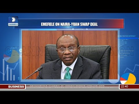 CBN To Unveil Naira-Yuan Swap Deal Operational Framework Next Week