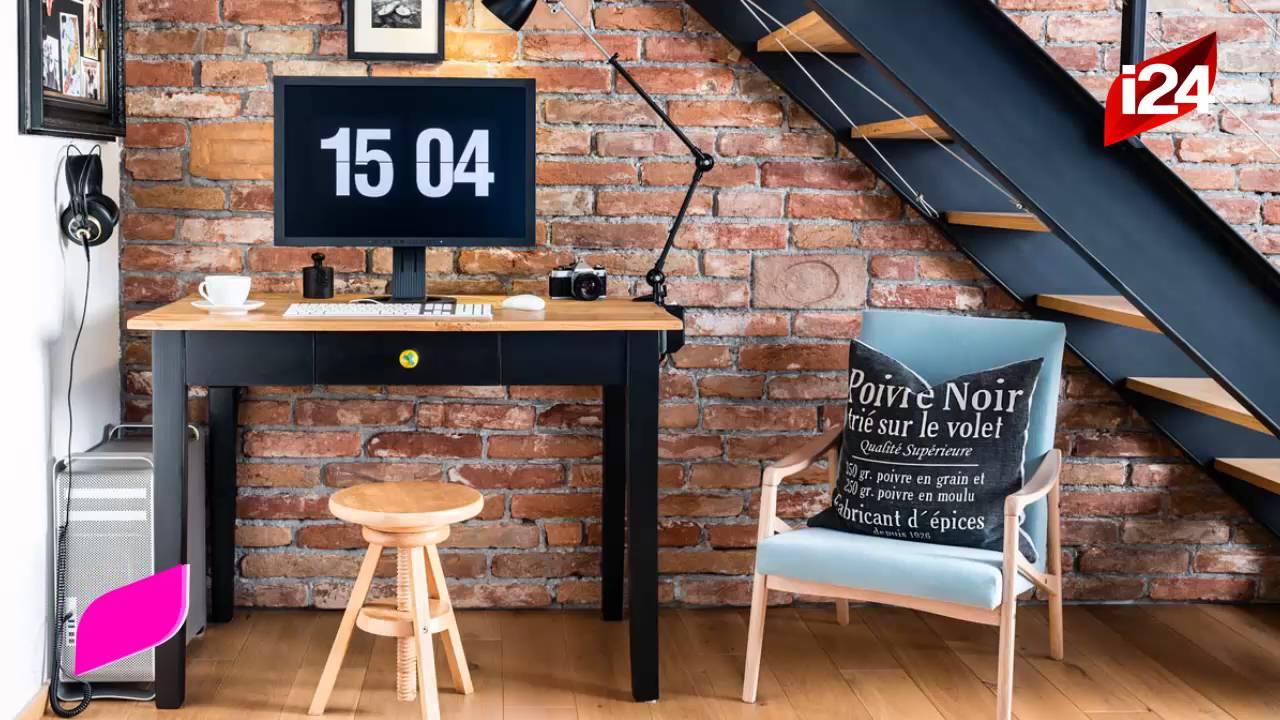 Decora tu casa al estilo industrial en 6 pasos youtube for Decoracion tipo industrial